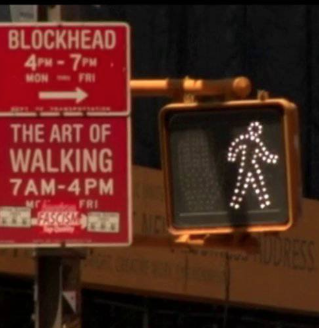 BLOCKHEAD 'THE ART OF WALKING'